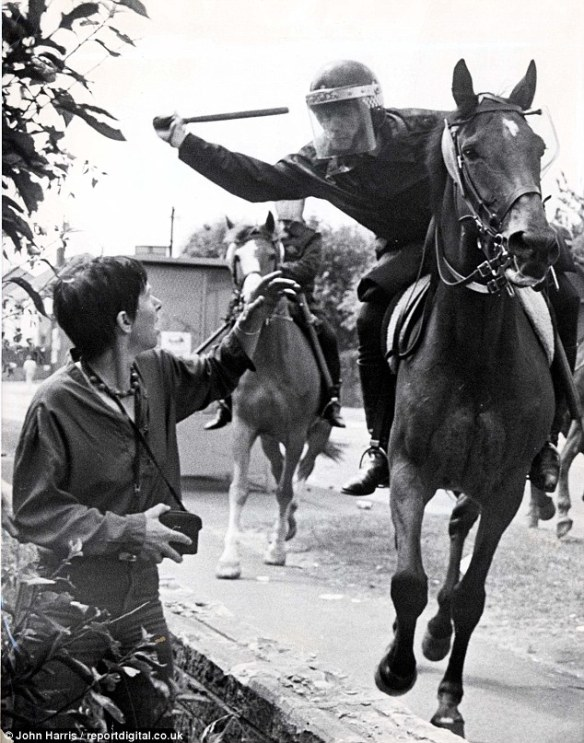 orgreave truncheon