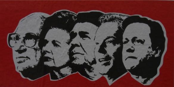 Heroes of Neoliberalism
